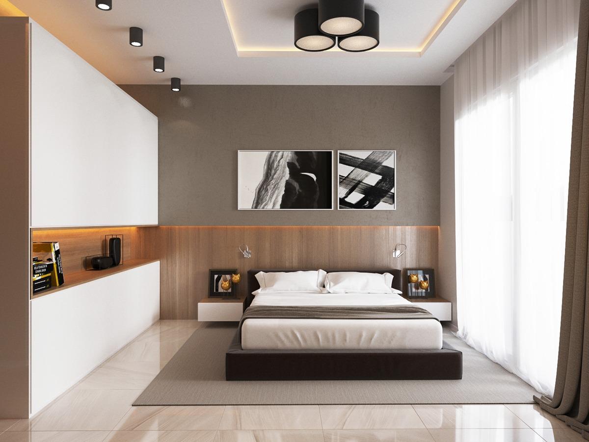 Функциональный дизайн спальни