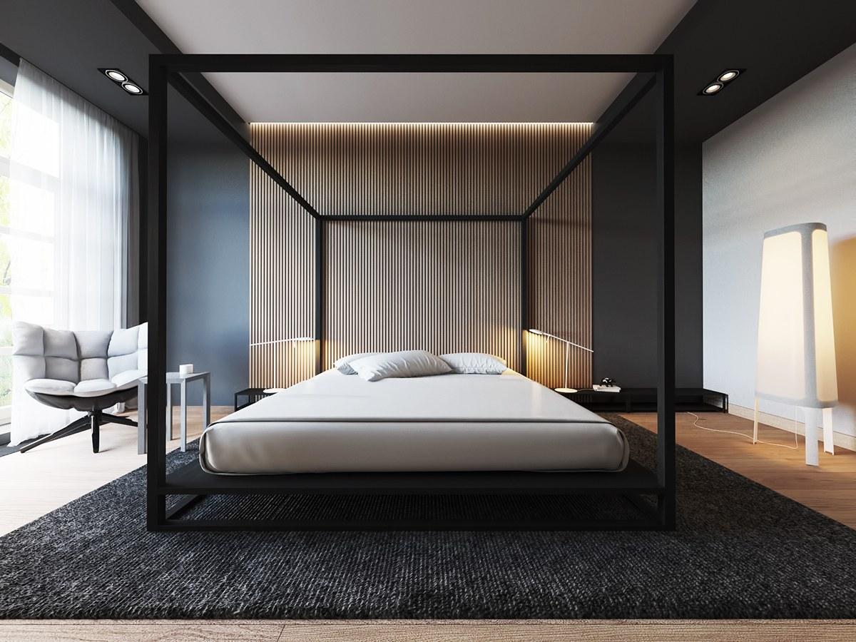 6 роскошных спален34