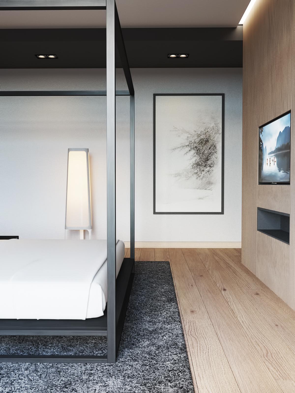 6 роскошных спален35