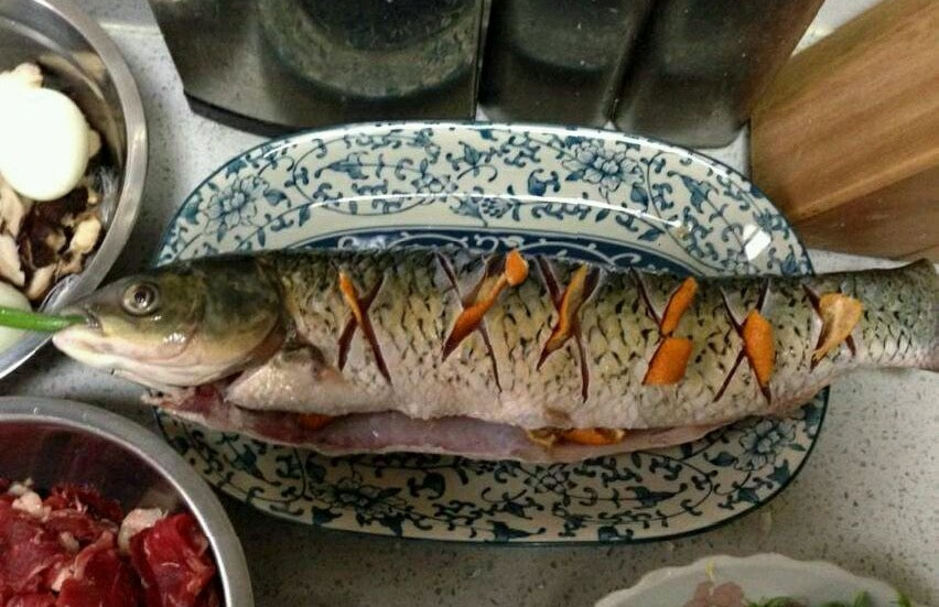 Карп для овощей в духовке