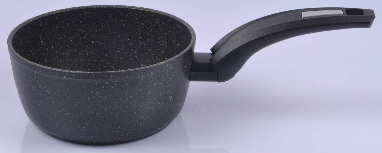 Сковорода каменная с ручкой