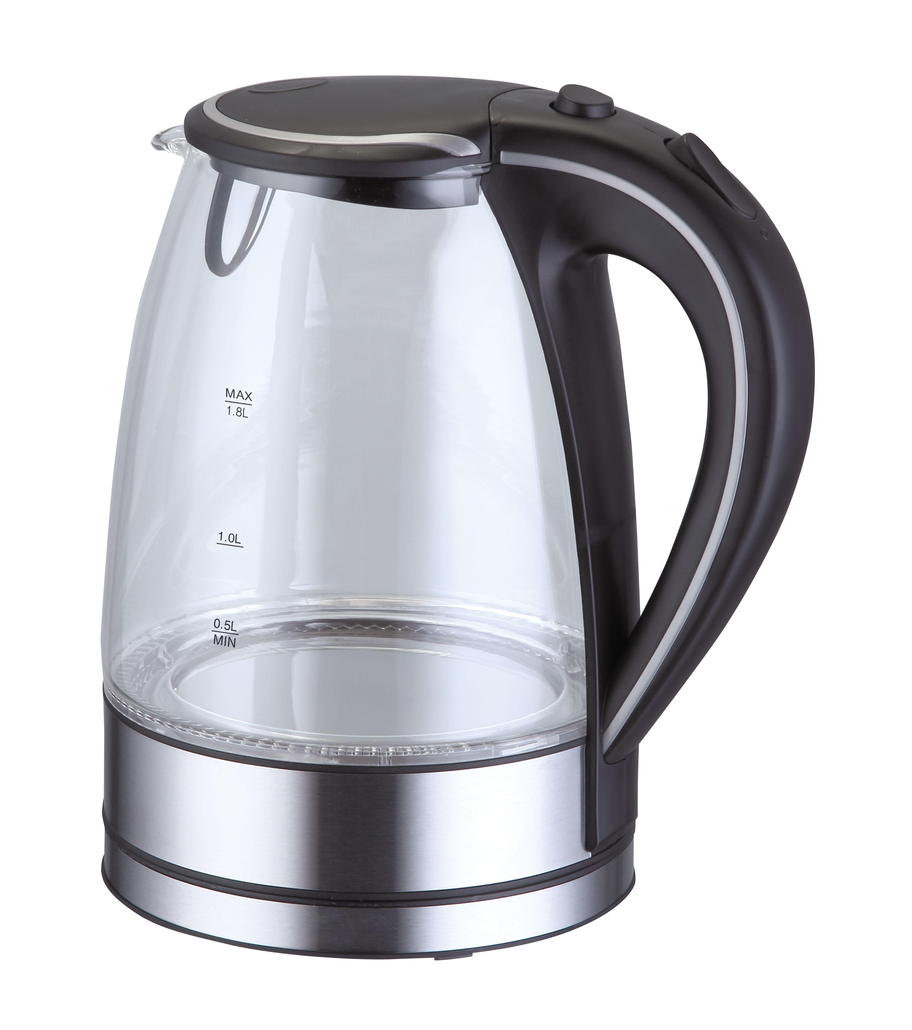 Чайник прозрачный