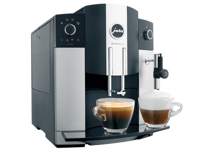 Кофемашина jura impressa c5 инструкция