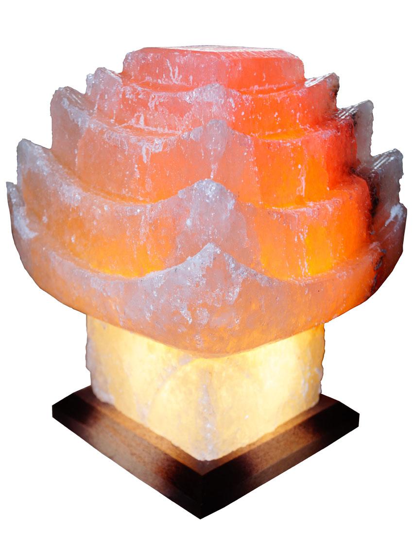 Красивая форма лампы