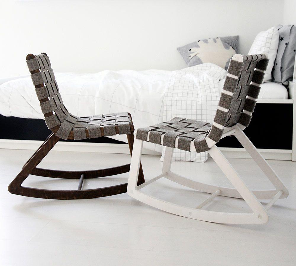 Пример кресла-качалки
