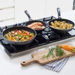 Фото 79: Что приготовить в сковороде с каменным покрытием