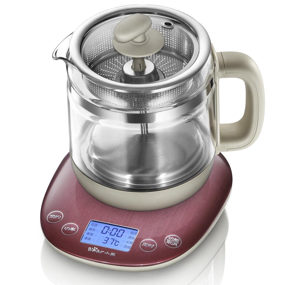 Керамический чайник с дисплеем