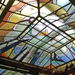 Фото 14: Витражный потолок