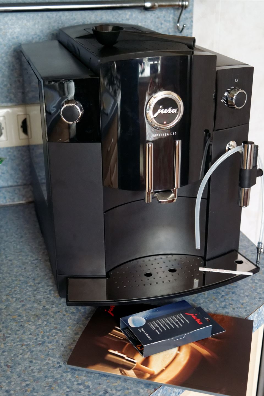 Место подачи кофе