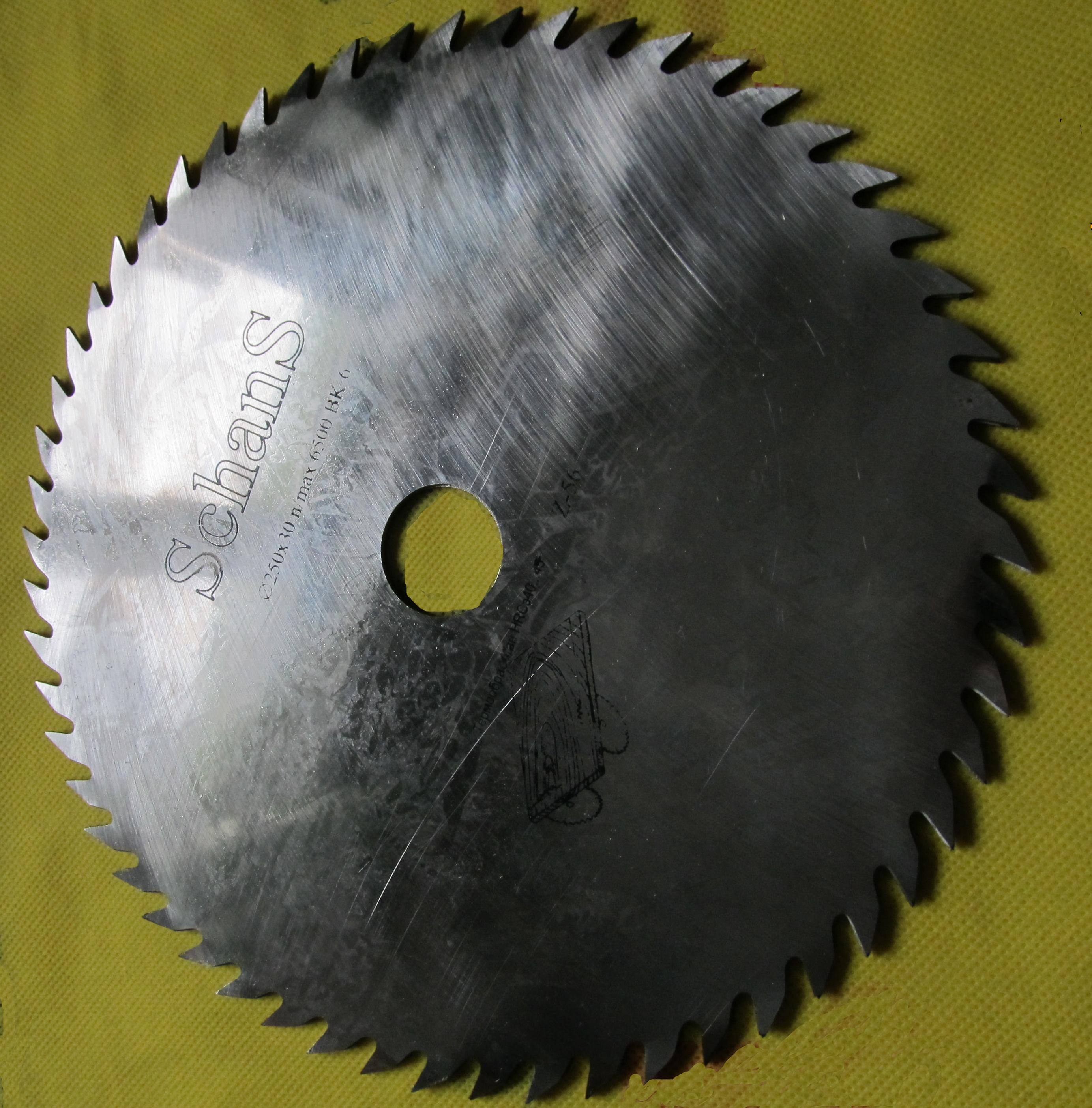 Торцовочная пила диск