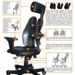 Фото 9: Ортопедическое кресло duorest