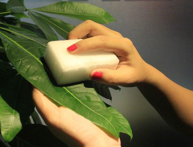 Экологичность меламиновой губки
