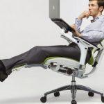 Фото 12: Кресло с подставкой под ноутбук