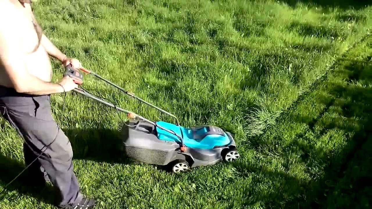 Газонокосилка для травы