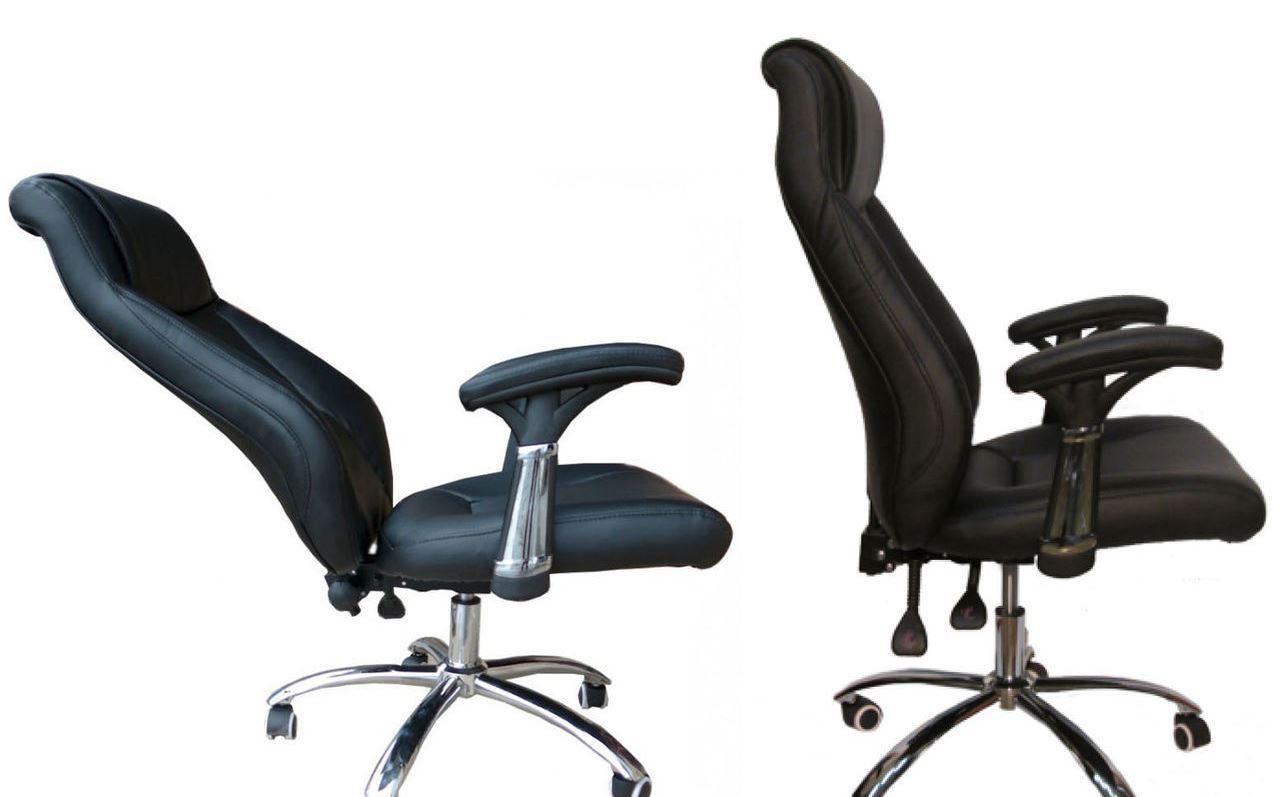 Кресло офисное на колесиках образец