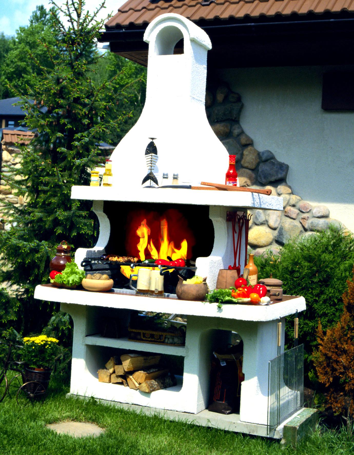 Печка пикник