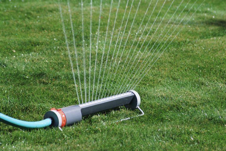 Система полива газонной травы своими руками