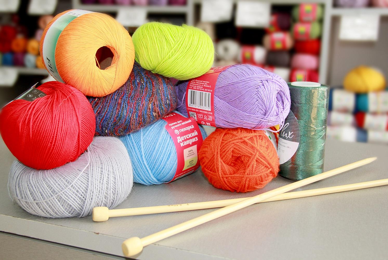 Детали для вязания