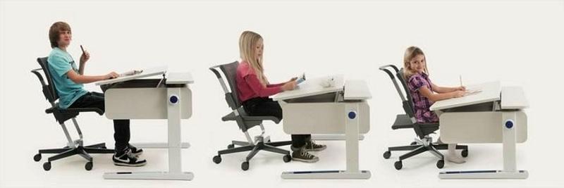 Регулировка компьютерного кресла по росту