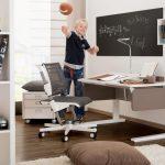 Фото 23: Регулируемый стул в деловом стиле