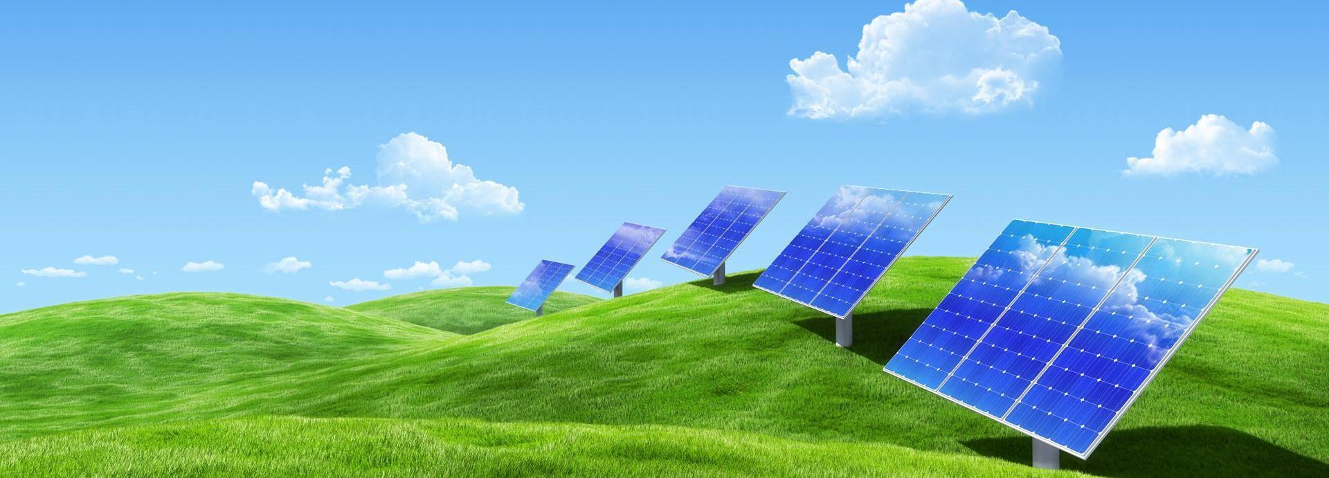 Фото солнечных батарей
