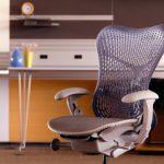 Фото 14: Офисное кресло со спинкой–сеткой