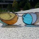 Фото 25: Витражные очки