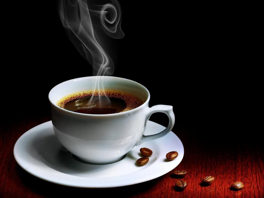 Ароматное кофе