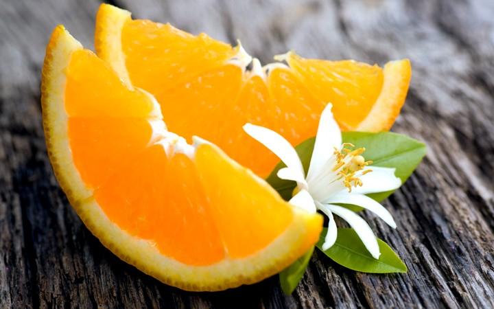 Апельсиновые фантазии