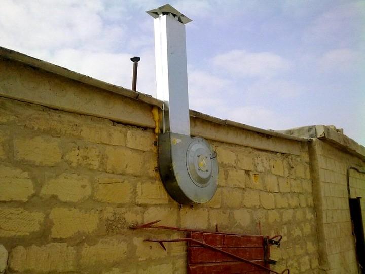 Вывод при механической вентиляции