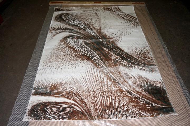 Тканый ковер Из нитяного ворса