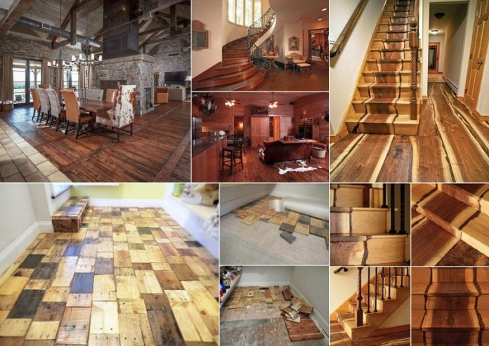 floor covering without big expenses