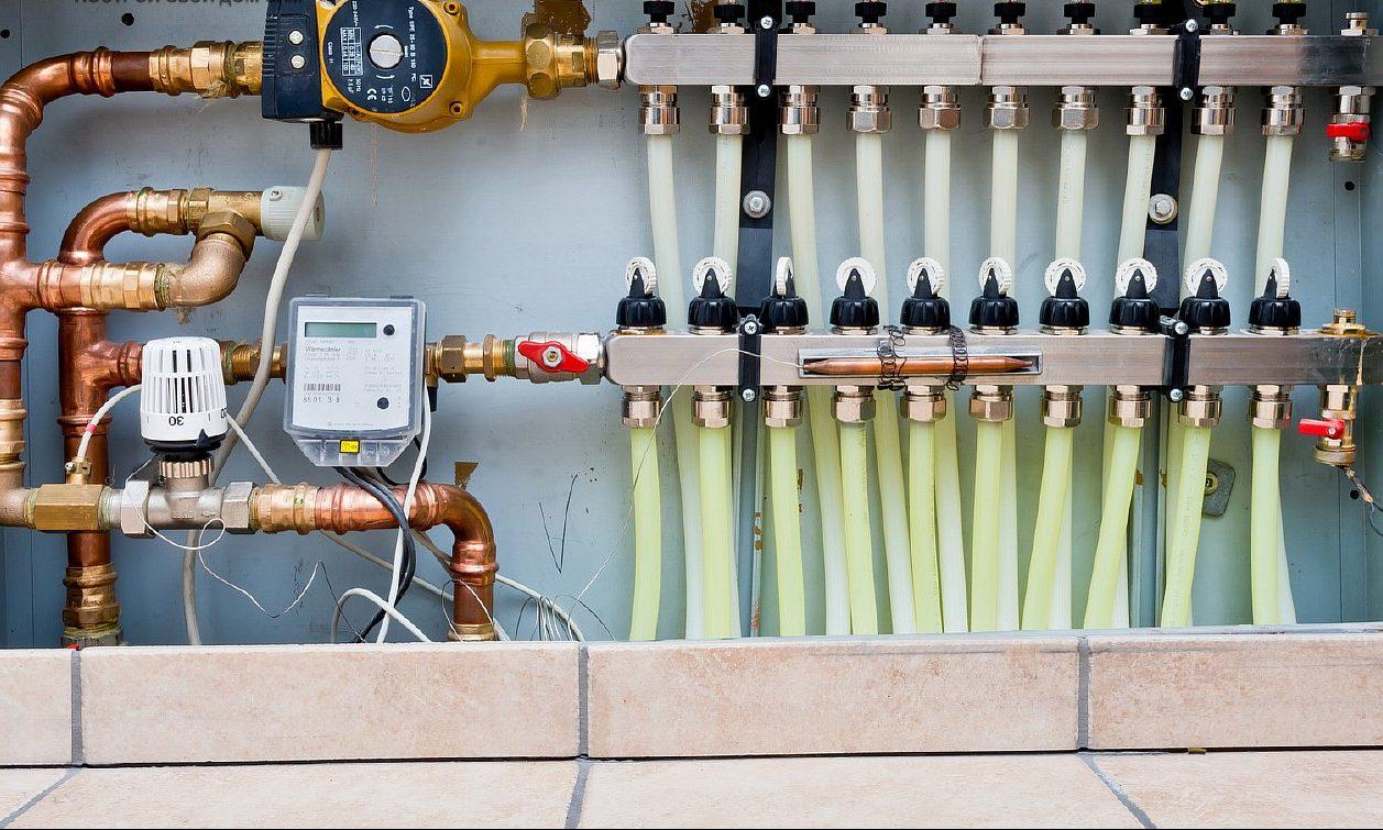 Система водяных теплых своими руками