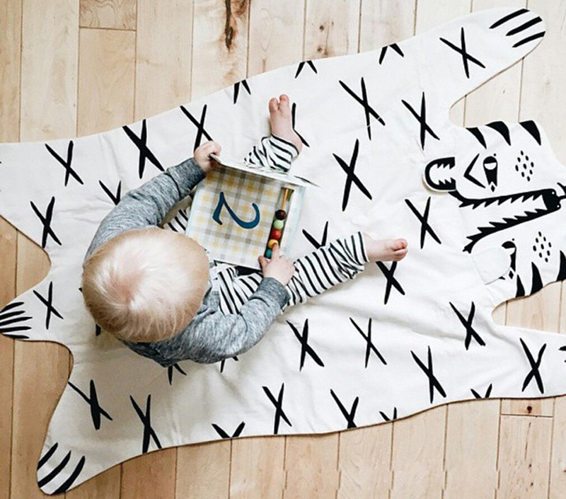 Детский коврик для ползания