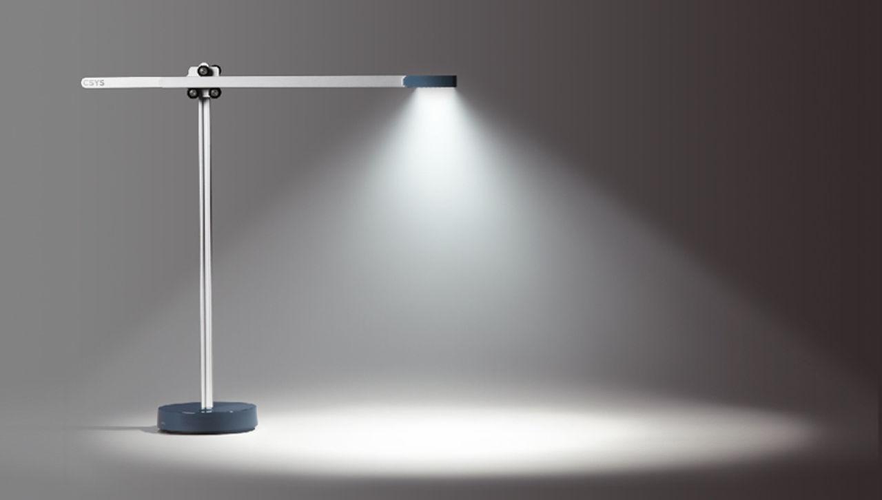 Настольная светодиодная лампа