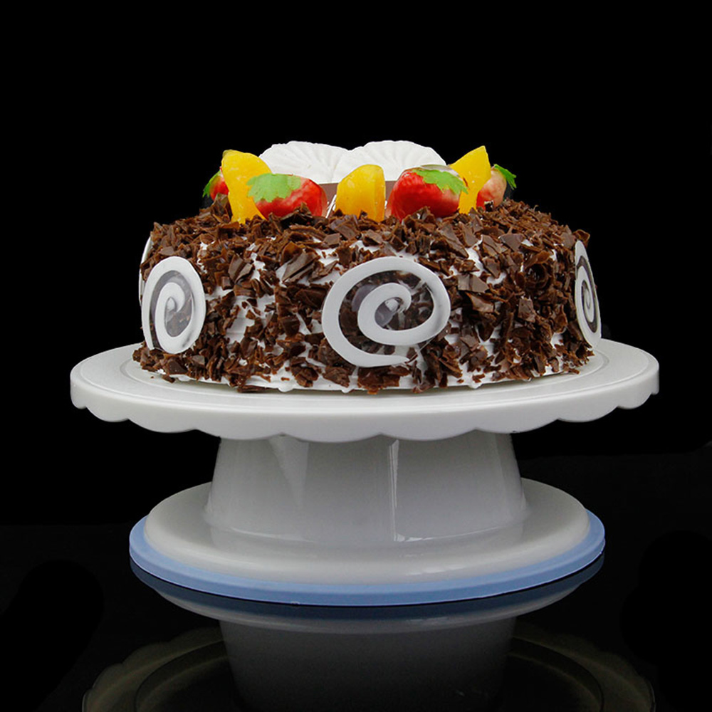 Вращающаяся подставка для торта фото