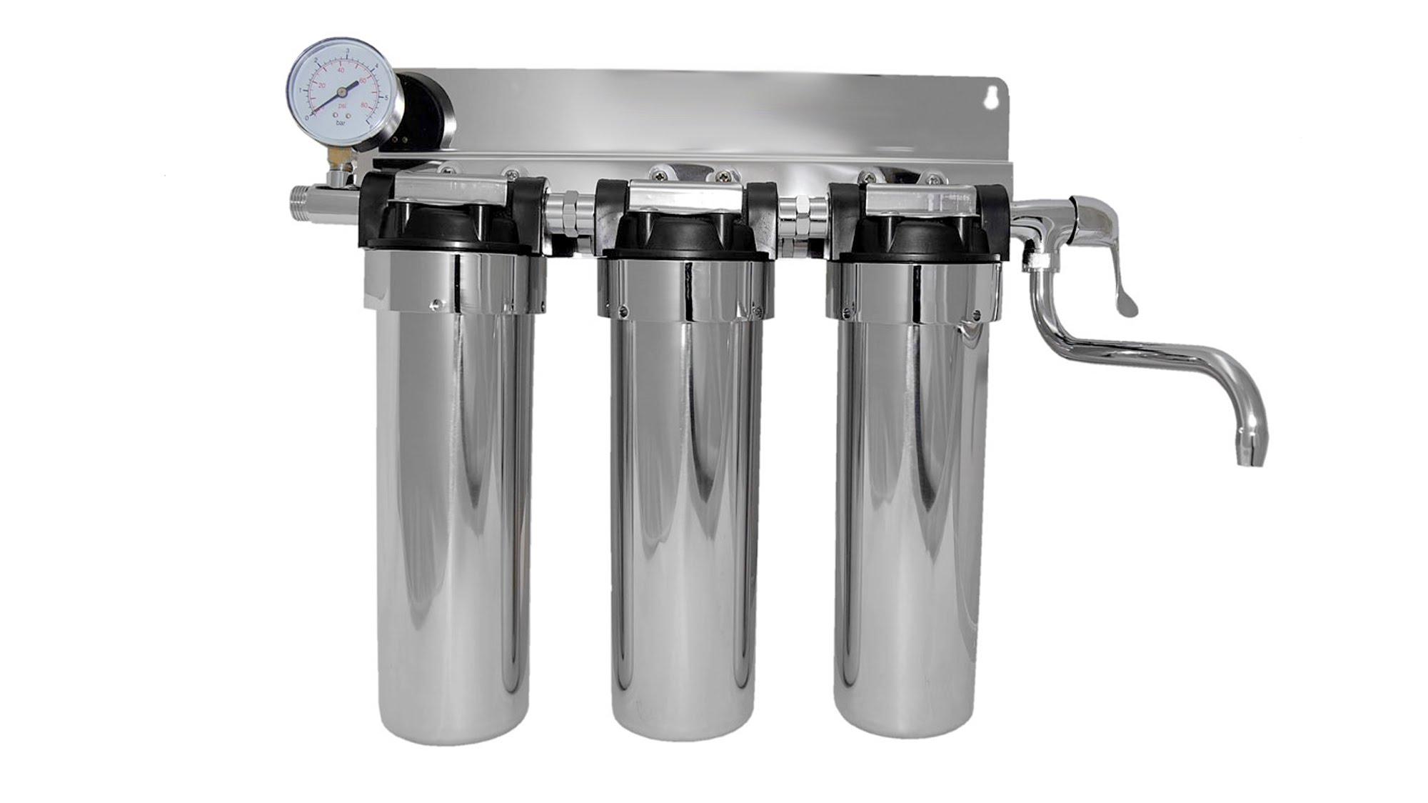 Вариант фильтра для очистки воды