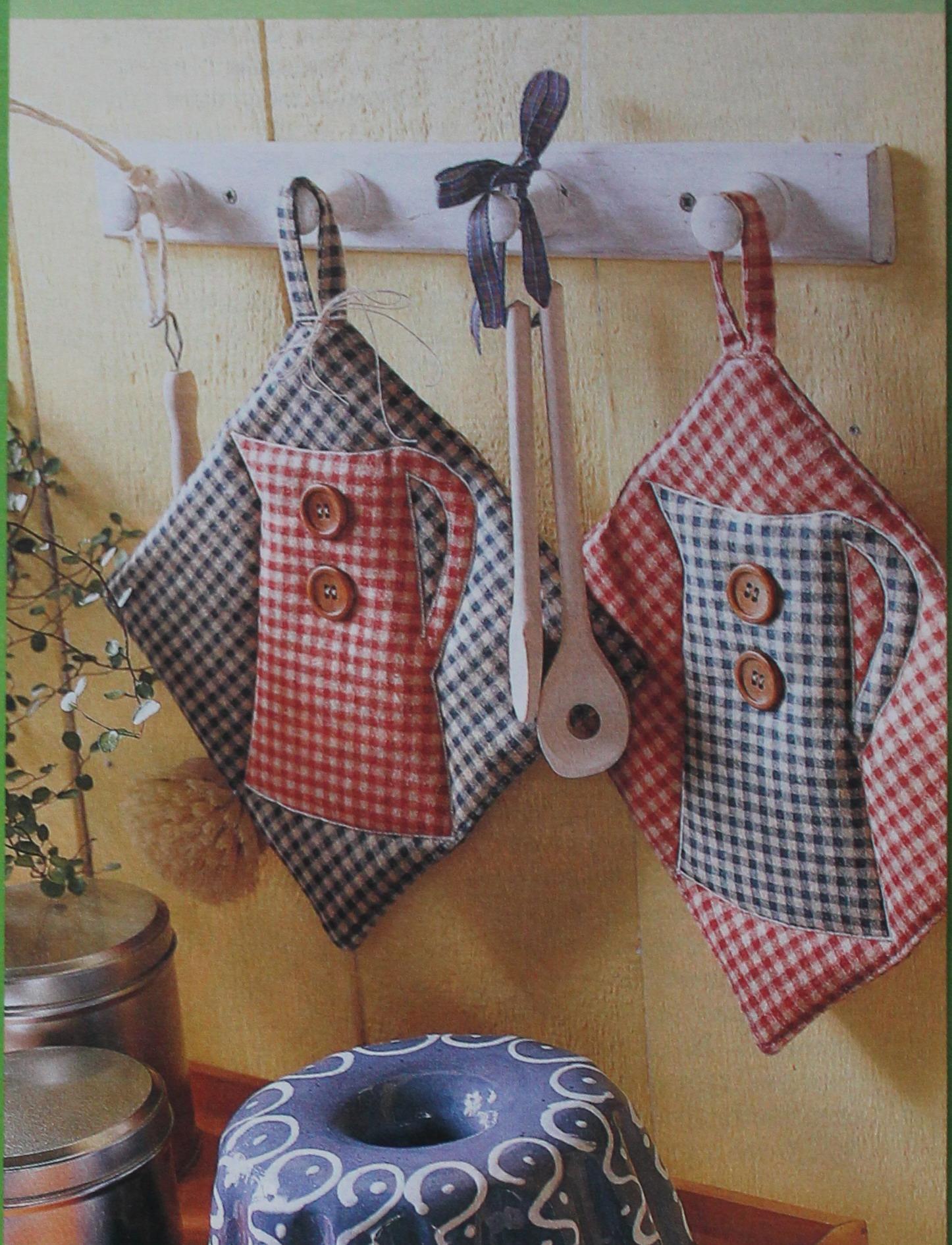 Шитье для кухни своими руками