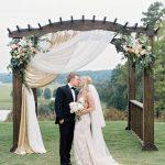 Фото 126: Свадебная пергола