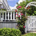 Фото 93: Пергола в виде ворот