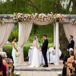 Фото 94: пергола для свадебной церемонии