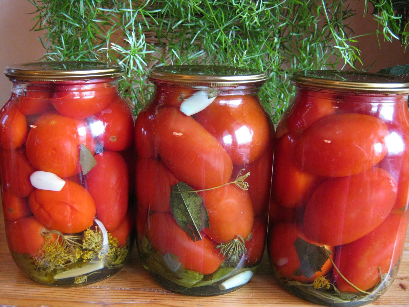 Салат на зиму из помидоров фото рецепт