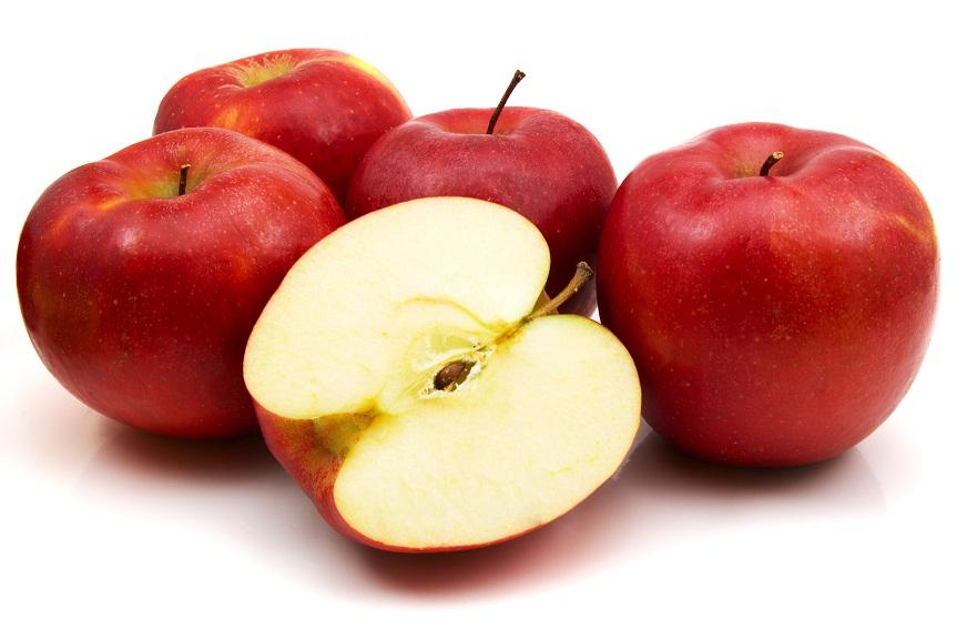 Переспелые яблоки