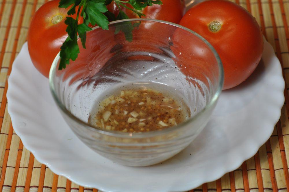 Приготовление маринада для помидоров
