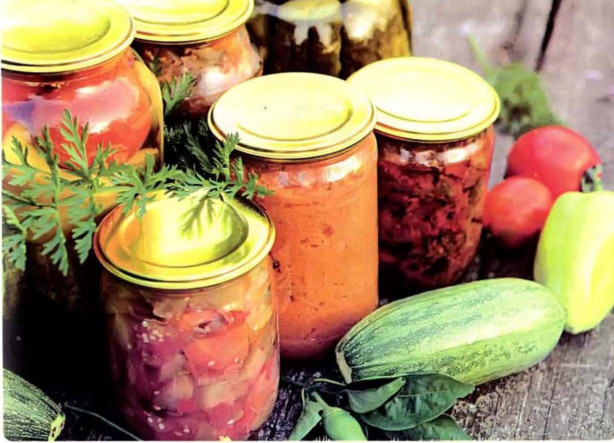 рецепты домашних заготовок на зиму простые и вкусные