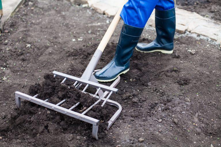 Лопата для копки земли