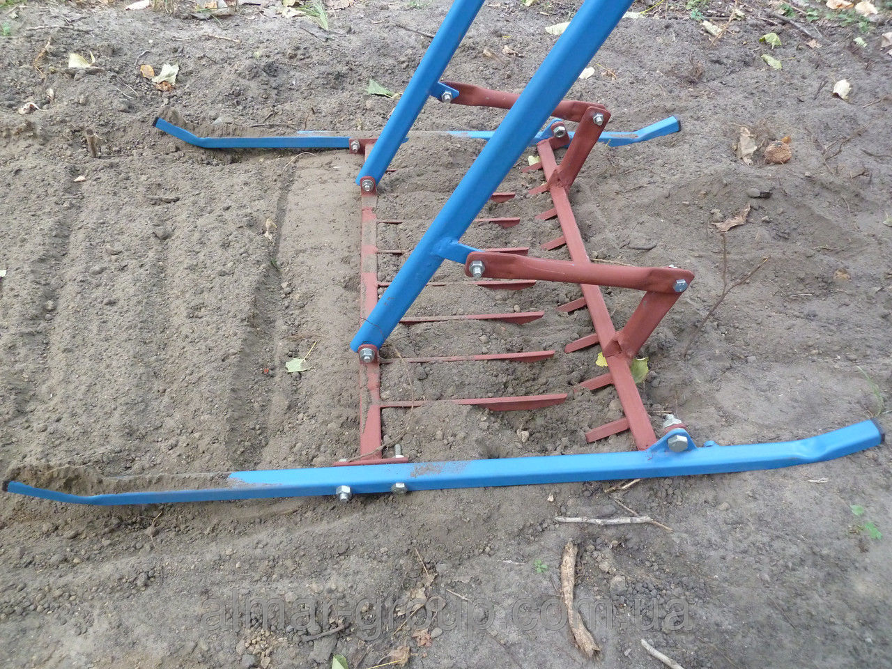 Чудо-лопата для копки земли фото