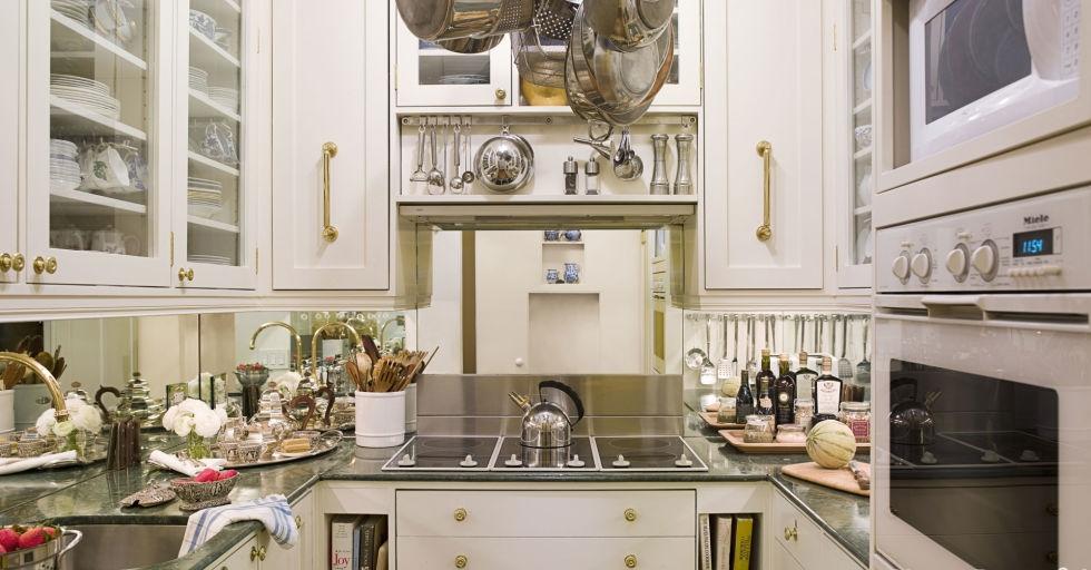 Дизайн-проекты кухни 12 м2 в классическом стиле
