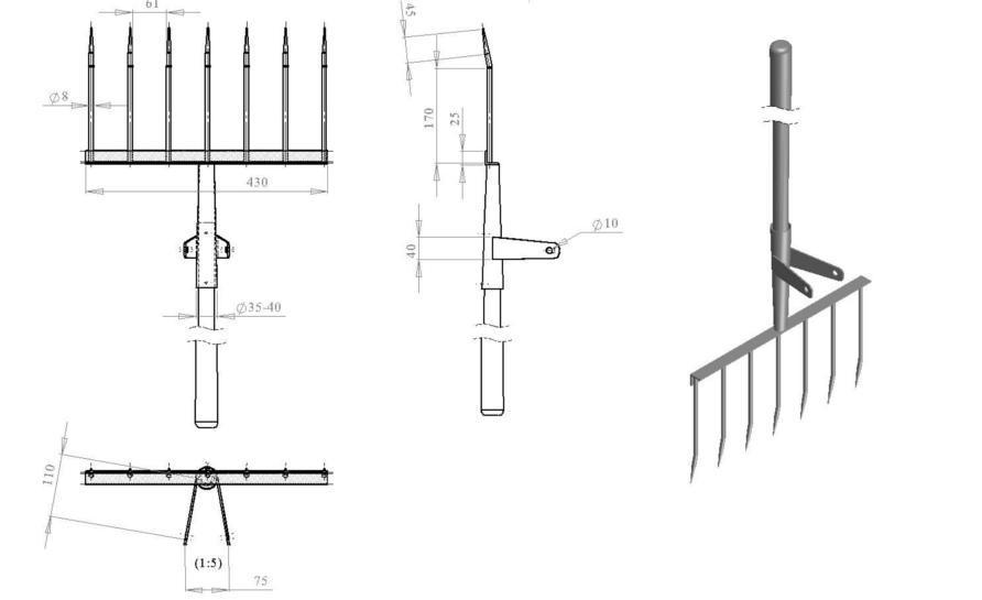 Чудо-лопата – обзор видов инструмента и способы изготовления