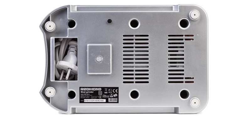 Redmond RMG-1203-8 снизу